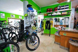manutenzione bici