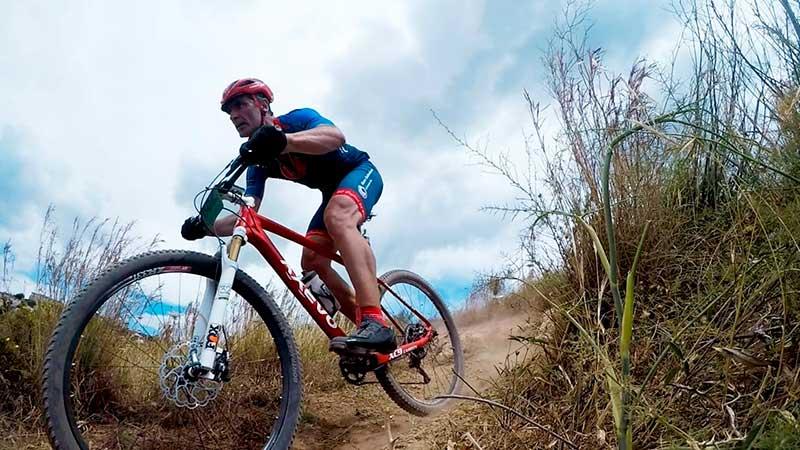 Team Bike Green Group Luca Piga Gara MTB