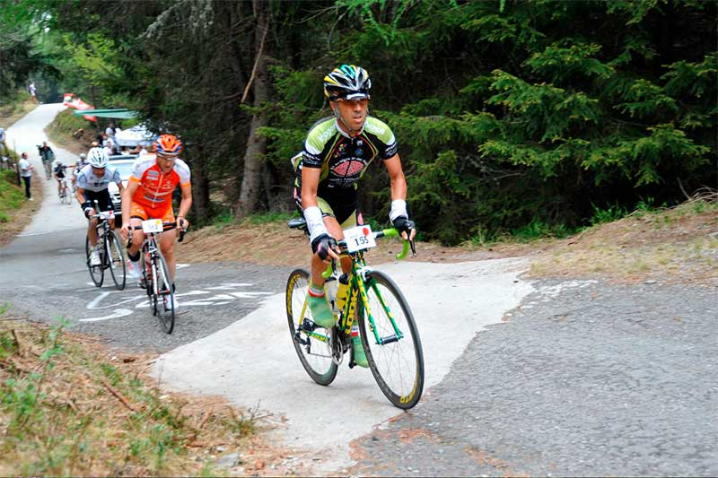 Team Bike Green Roberto Cireddu Stelvio