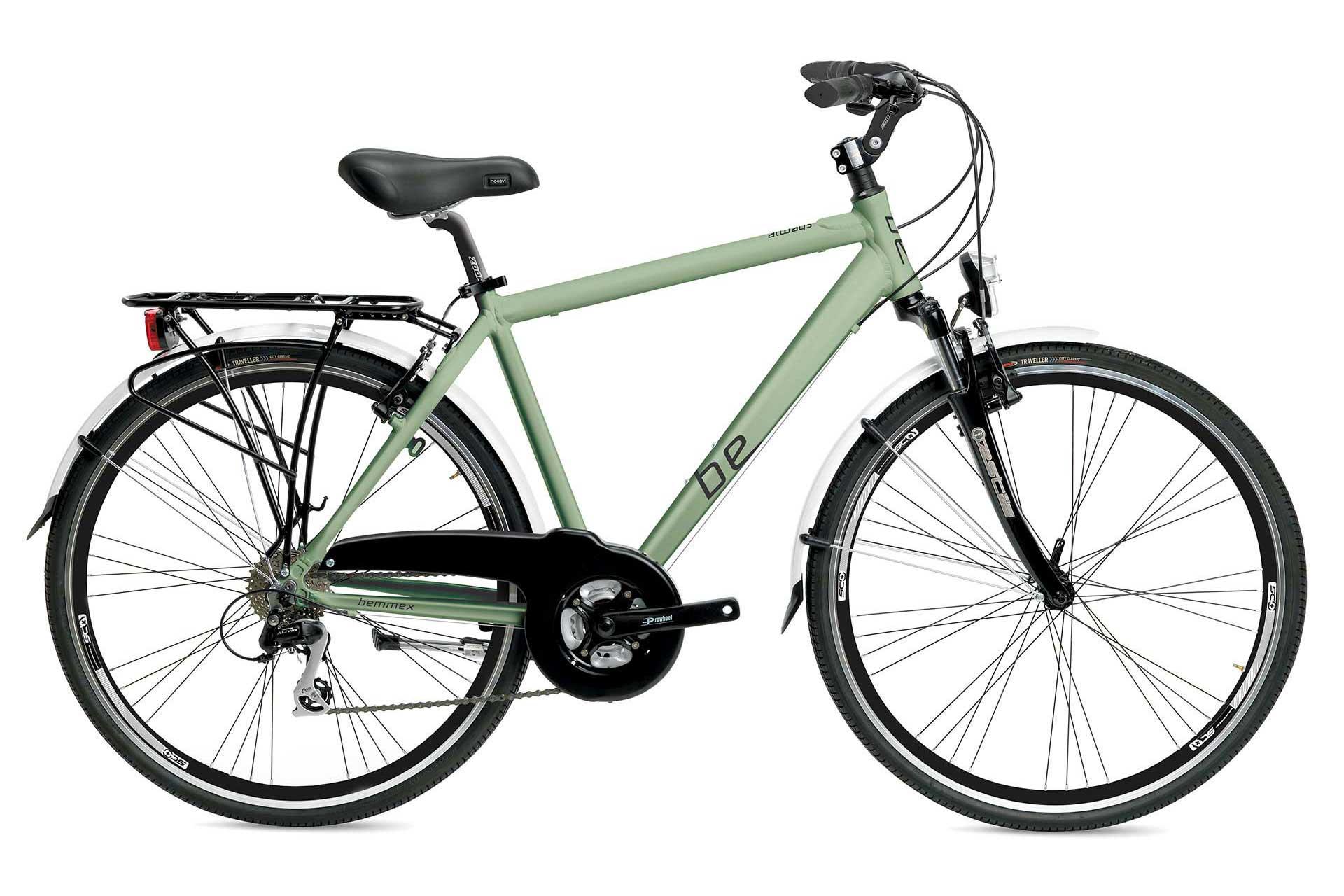 Sardinia Bike Green Group Bemmex Alway 3 Man