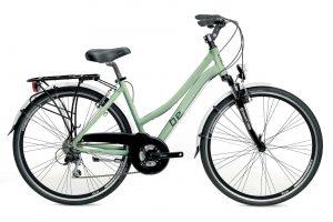 Sardinia Bike Green Group Bemmex Always Woman