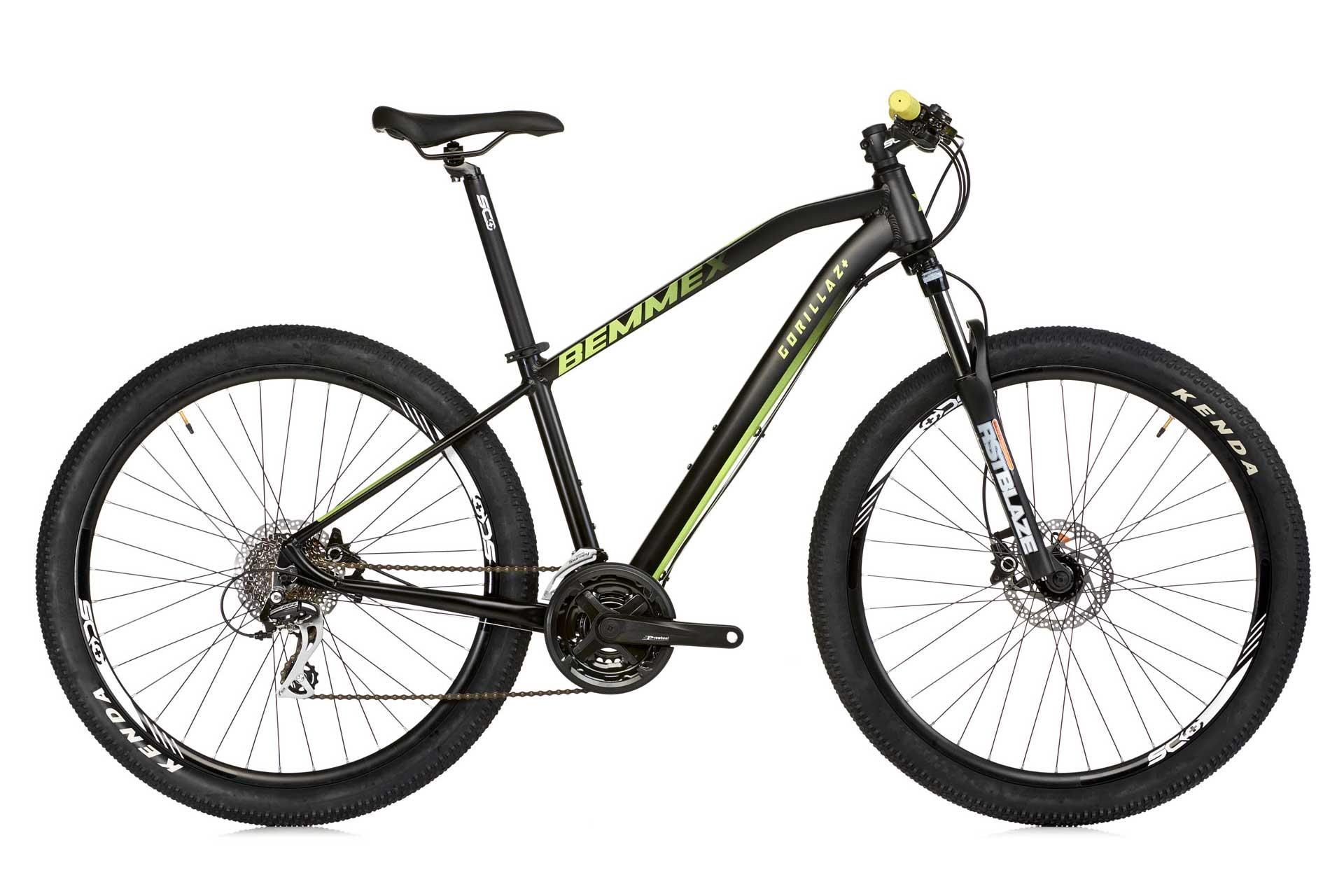 Sardinia Bike Green Group Bemmex Gorillaz 1