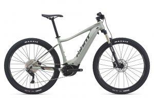 Sardinia Bike Green Group Giant Fathom E+2 29