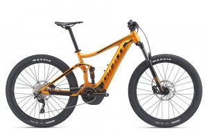Sardinia Bike Green Group Giant Stance E+ 1