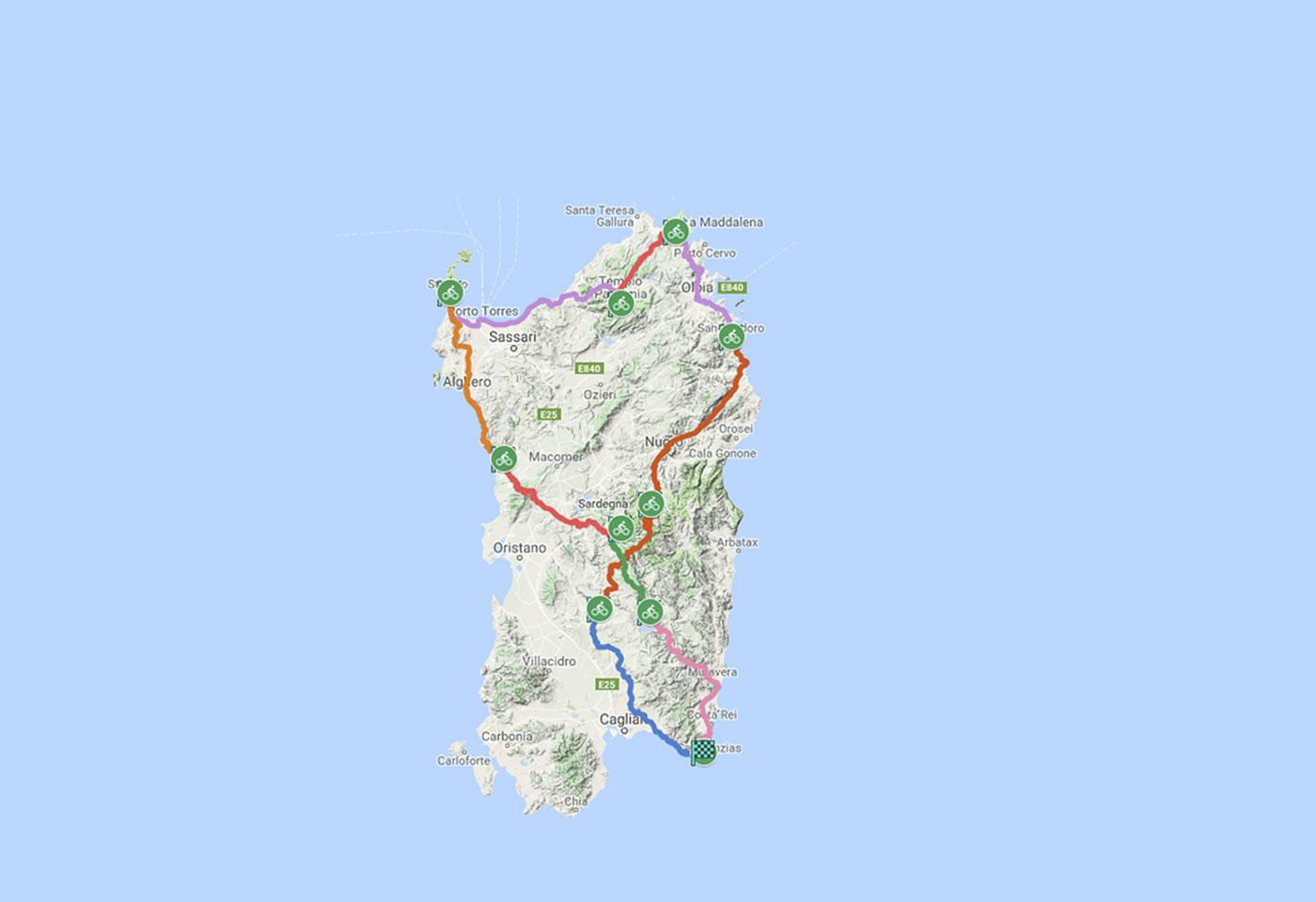Sardinia Bike Green Group Giro di Sardegna 2018 Grande-Tour-10