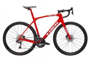 Sardinia Bike Green Group Trek Domane SLR 7 E Tap